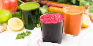 Organic Fruit Juicing Recipes